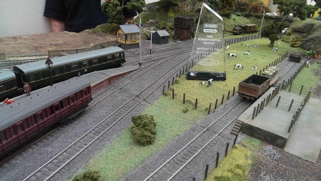 Thistle Modelmakers Model Railway Club OO model railway layout