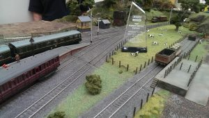 Thistle Modelmakers Model Railway Club OO model railway layout